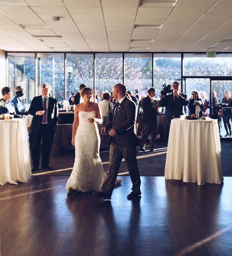 Weddings and Special Events at Highland Park Golf Course