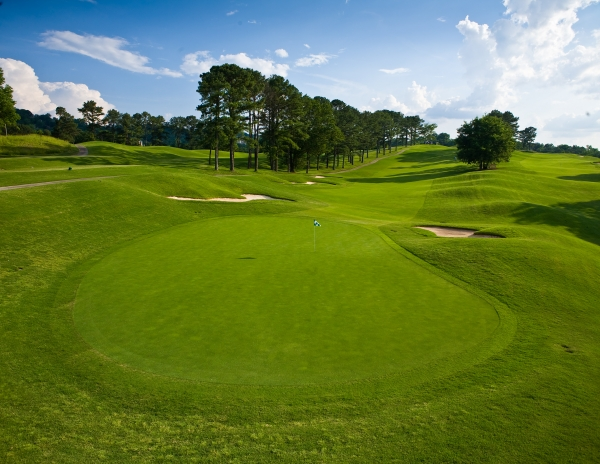 Highland Park Golf Course - located in Birmingham, Alabama