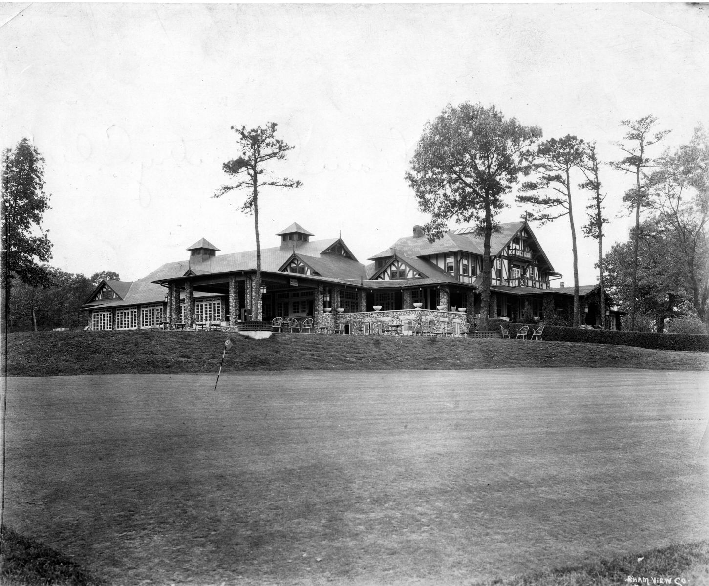 The Country Club in Birmingham 1904